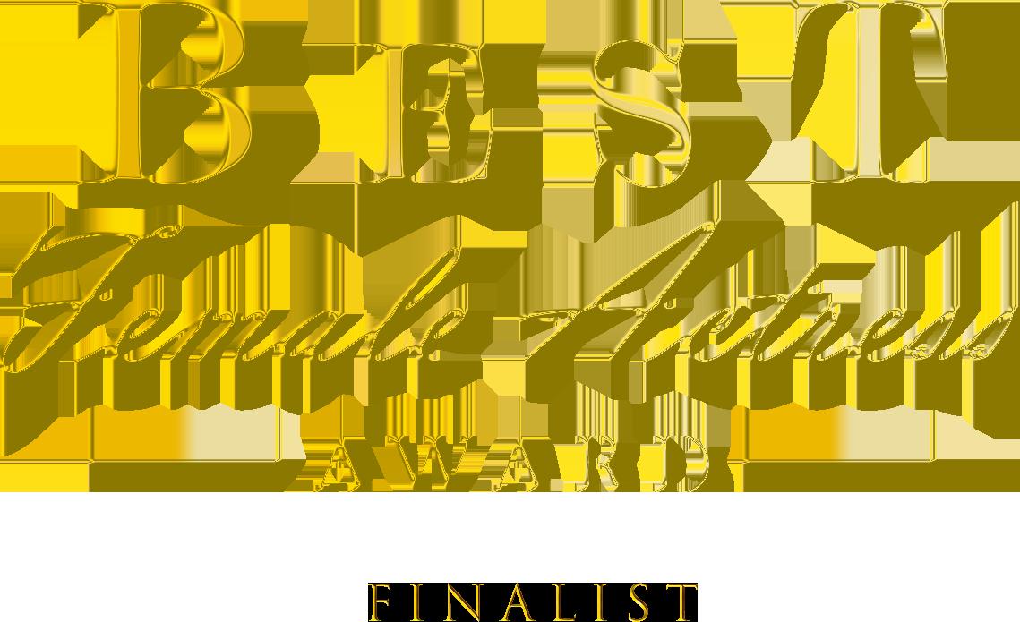 Best Female Actress Award – Finalist