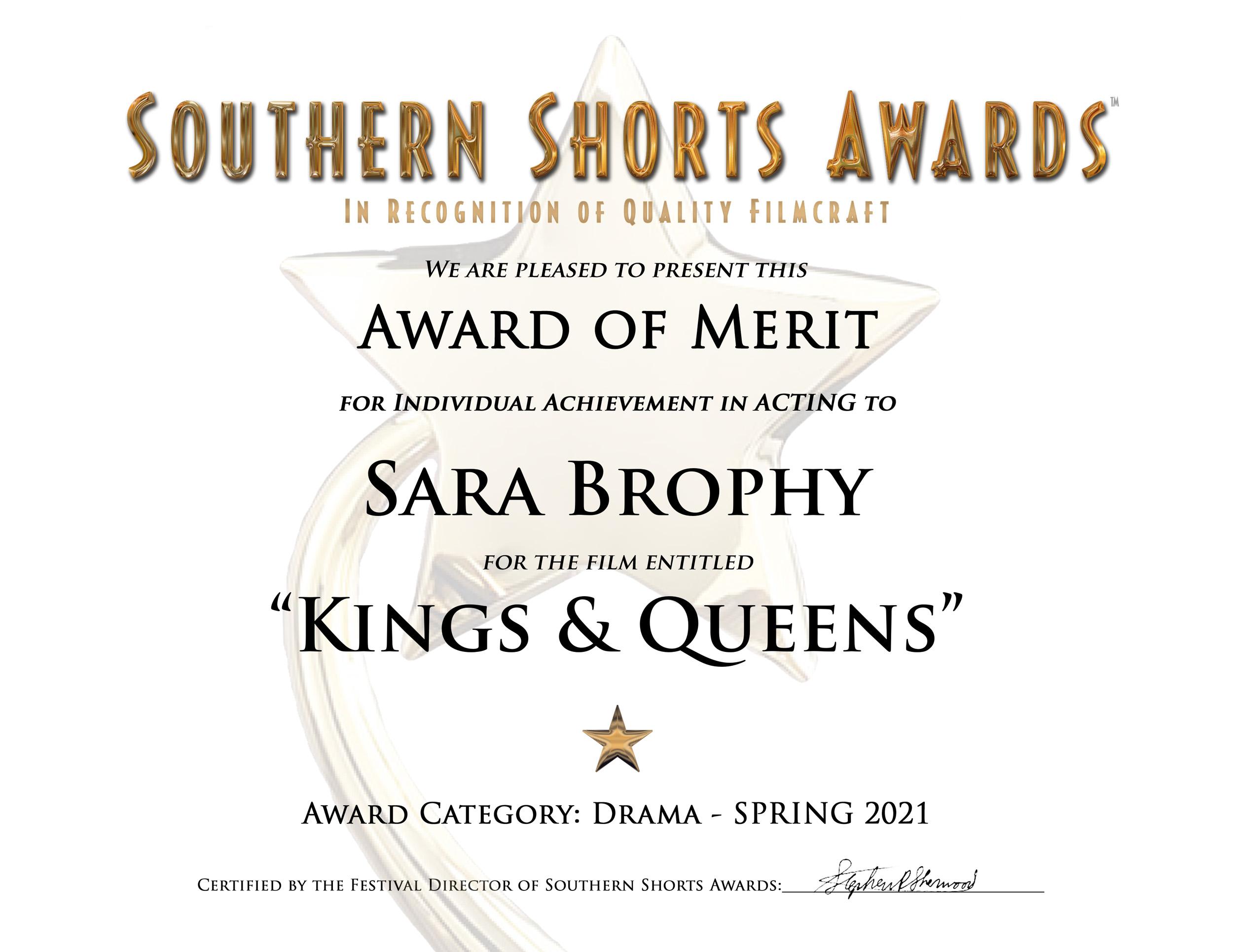 Kings & Queens-Drama-Actress-2